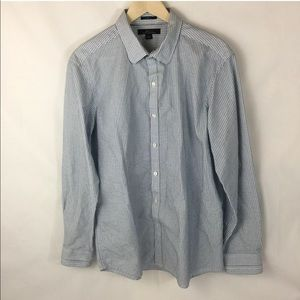 Marc Anthony Slim Fit Large Button Up Shirt